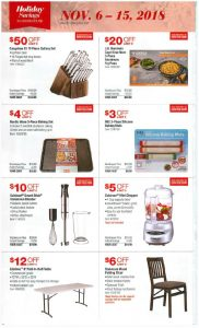 Costco Holiday Savings Book - page 3