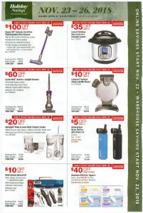 Costco Holiday Savings Book - page 30