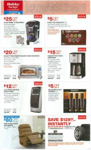 Costco Holiday Savings Book - page 4