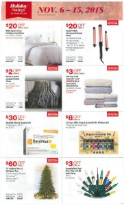 Costco Holiday Savings Book - page 5