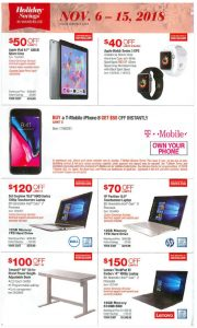 Costco Holiday Savings Book - page 7