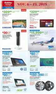 Costco Holiday Savings Book - page 8