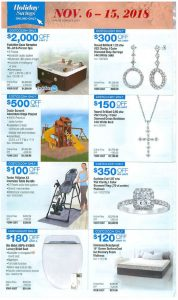 Costco Holiday Savings Book - page 9