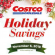 Costco Black Friday Ad 2018 Holiday Savings Book