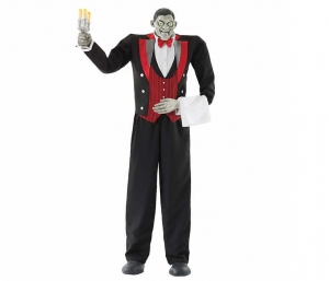 Halloween Butler - 1456688