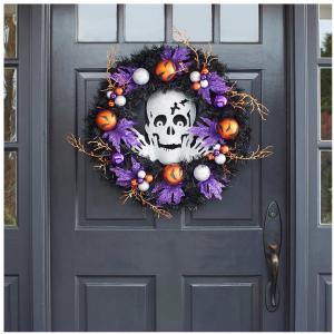Halloween Wreath - 1900211