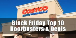 Costco97 Black Friday Top 10 Deals