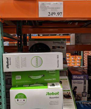 iRobot Roomba 805 - 1877550