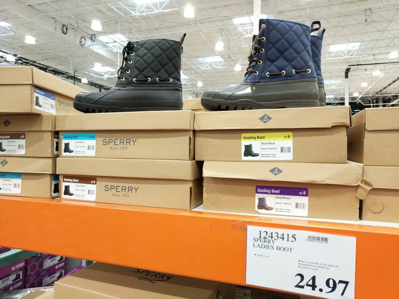 Sperry Ladies Gosling Boot | Costco97.com