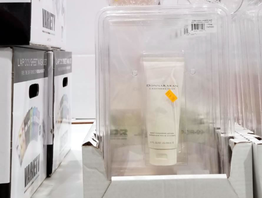 Donna Karan Cashmere MistBody Cleansing Lotion - 1243593