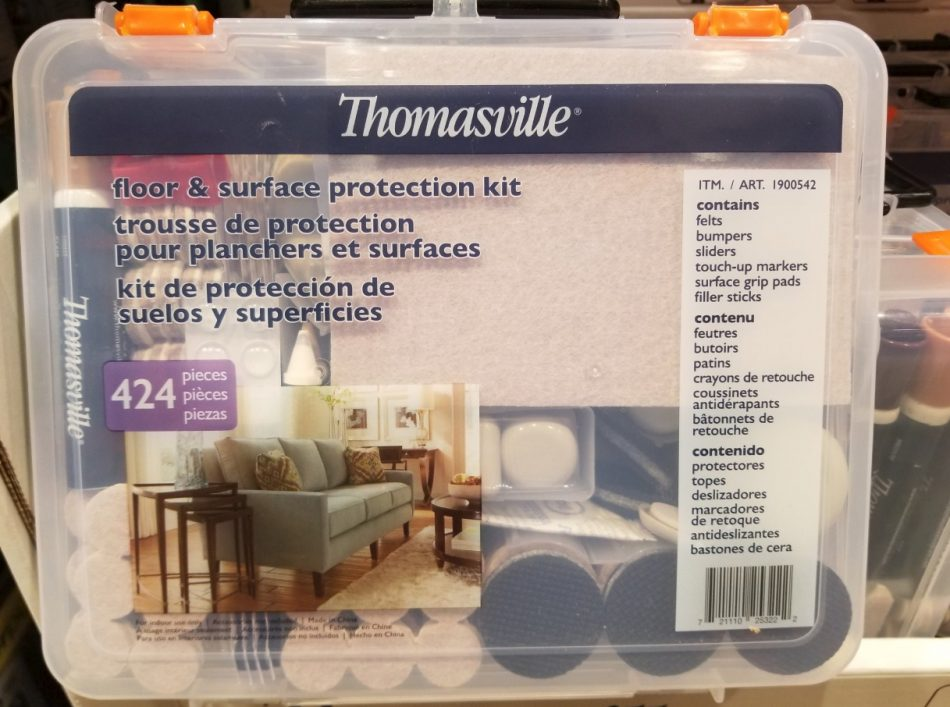 Thomasville Floor Surface Protection Kit