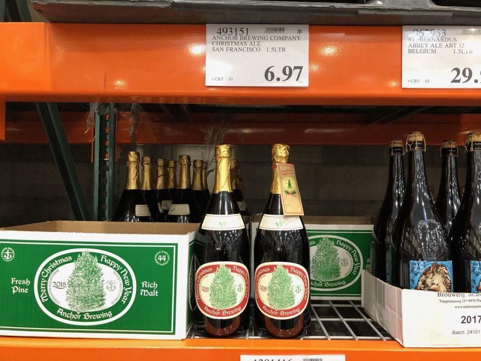 Anchor Steam Christmas Ale.Anchor Steam Brewing Christmas Ale 1 5l Costco97 Com