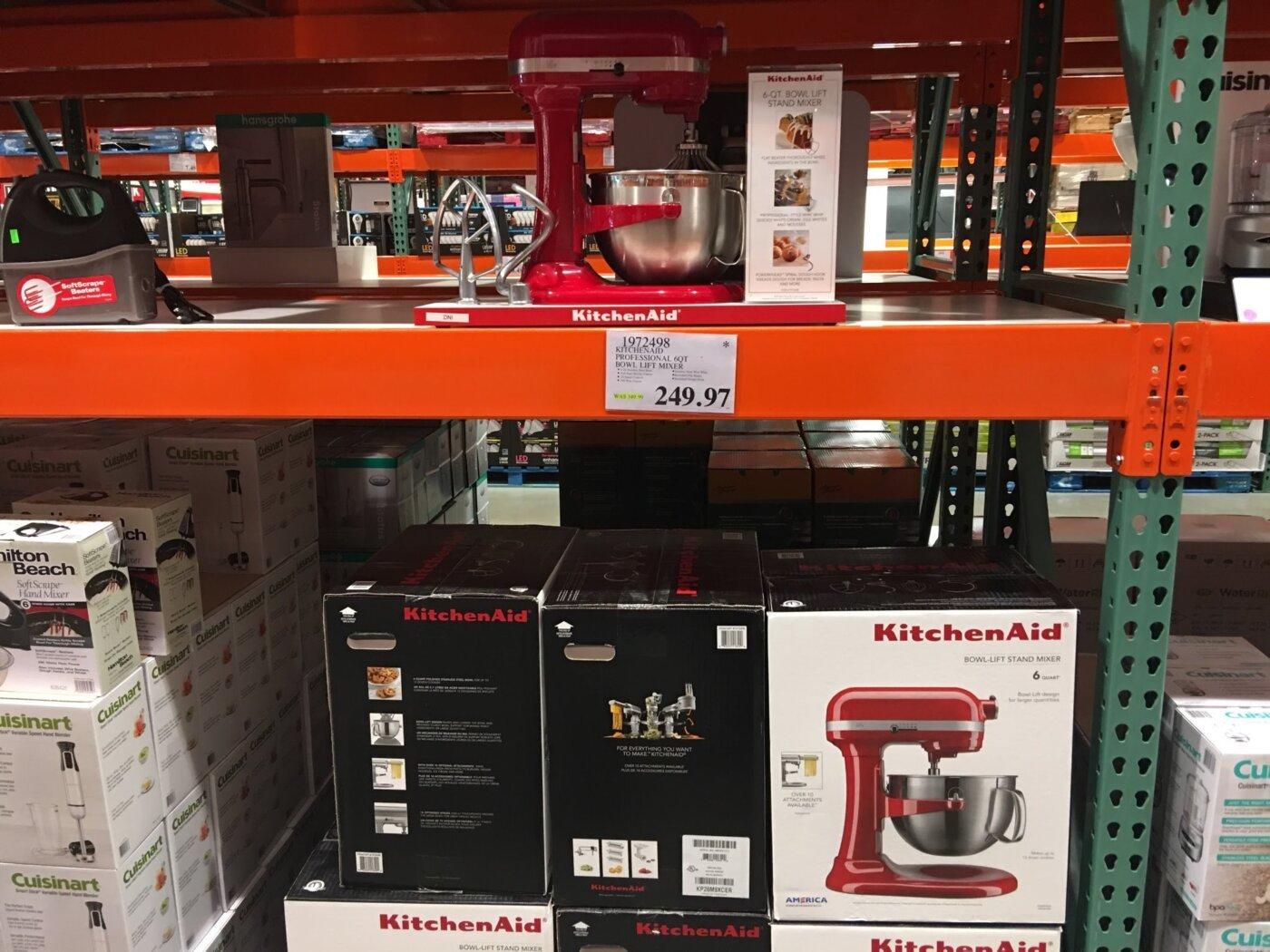 KitchenAid Professional 6qt Mixer - 1972498