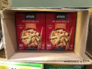 Minh Mini Egg Rolls - 1179403