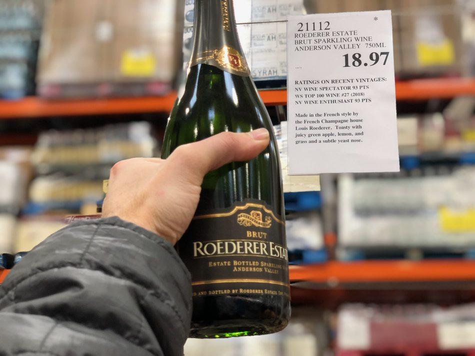 Roederer Estate Brut Sparkling Wine   Costco97 com