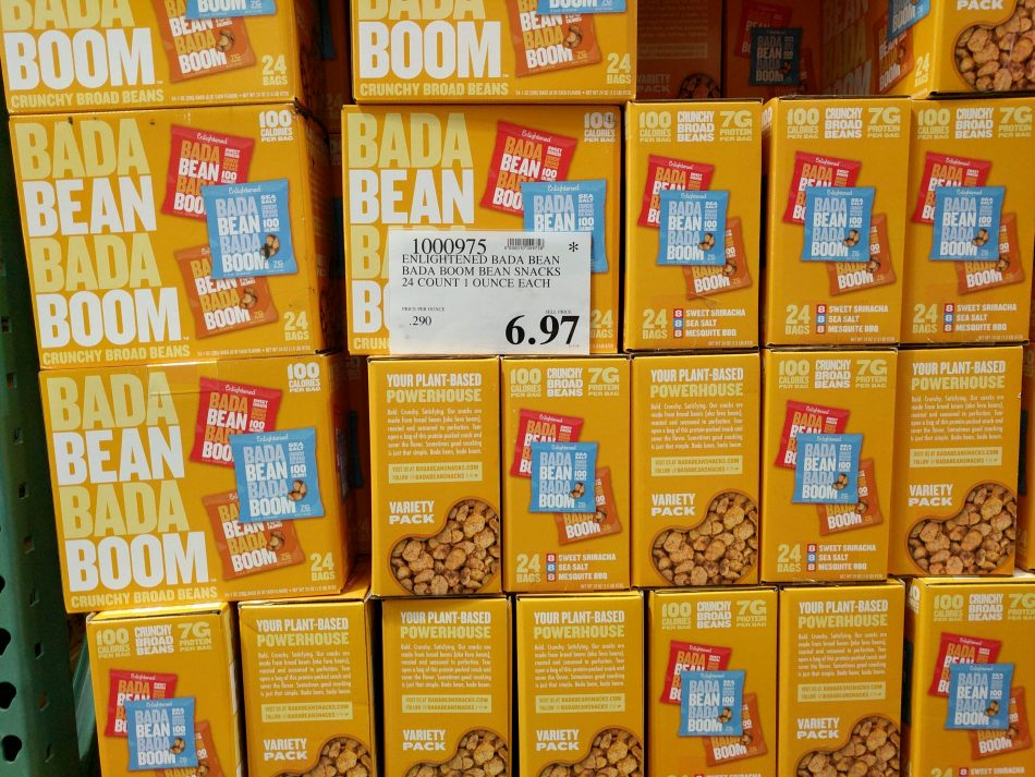 1897442ba94aca Enlightened Bada Bean Bada Boom Bean Snacks   Costco97.com