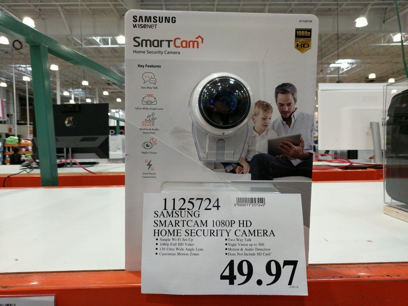 Samsung SmartCam Security Camera