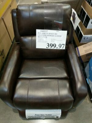 Pulaski Power Leather Recliner