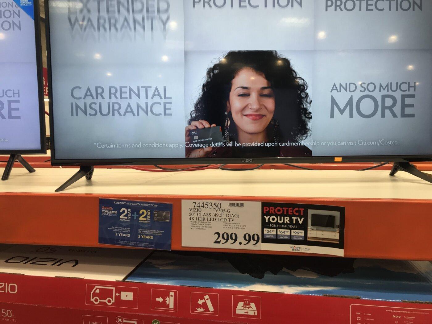 Vizio TV V505-G