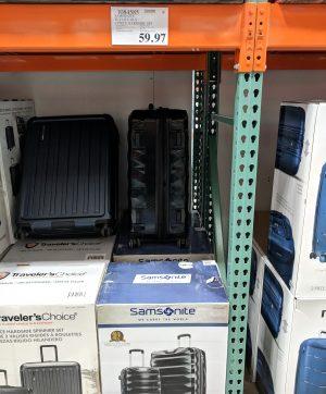 Samsonite Flylite DLX Luggage