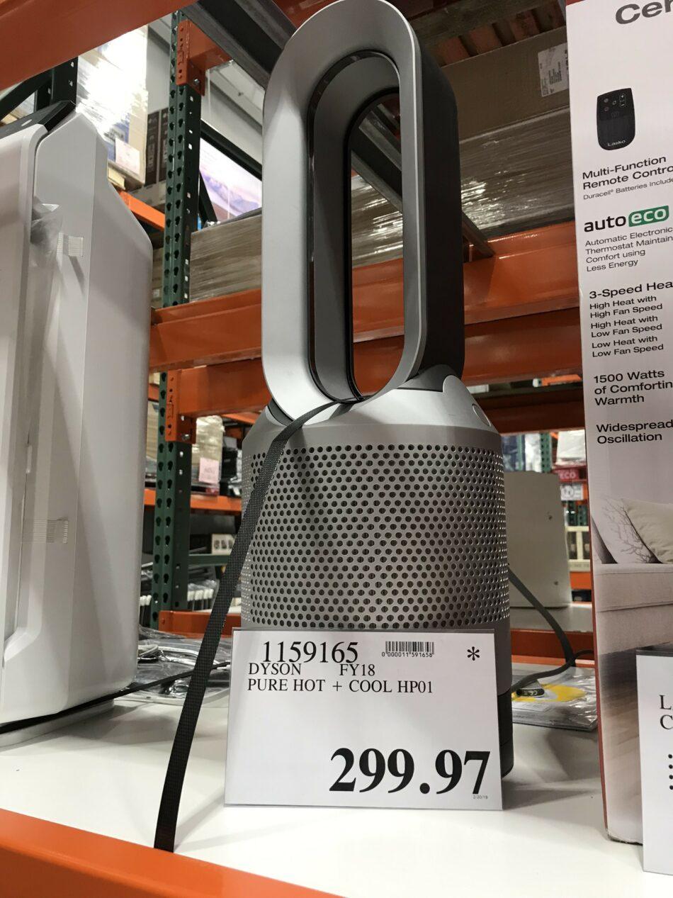 Dyson Pure Hot Cool Air Purifier Fan Costco97 Com