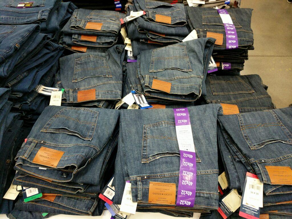Lucky Brand Men/'s 221 Original Straight Leg Jeans
