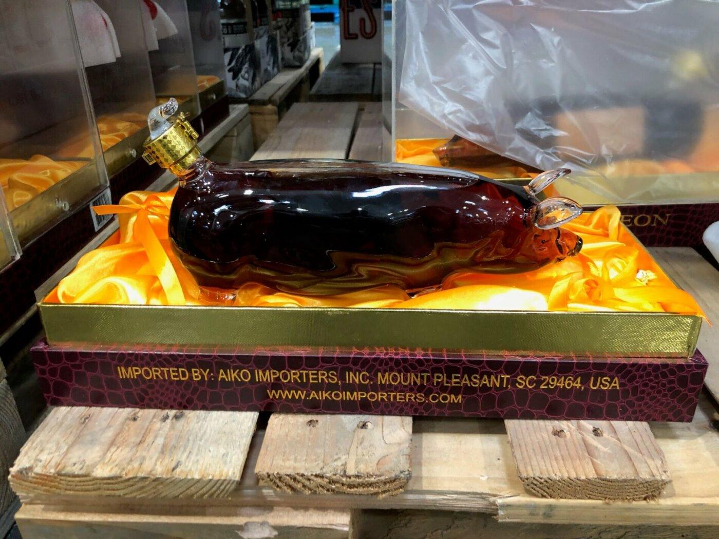 Napoleon Xo Brandy Glass Pig Costco97 Com