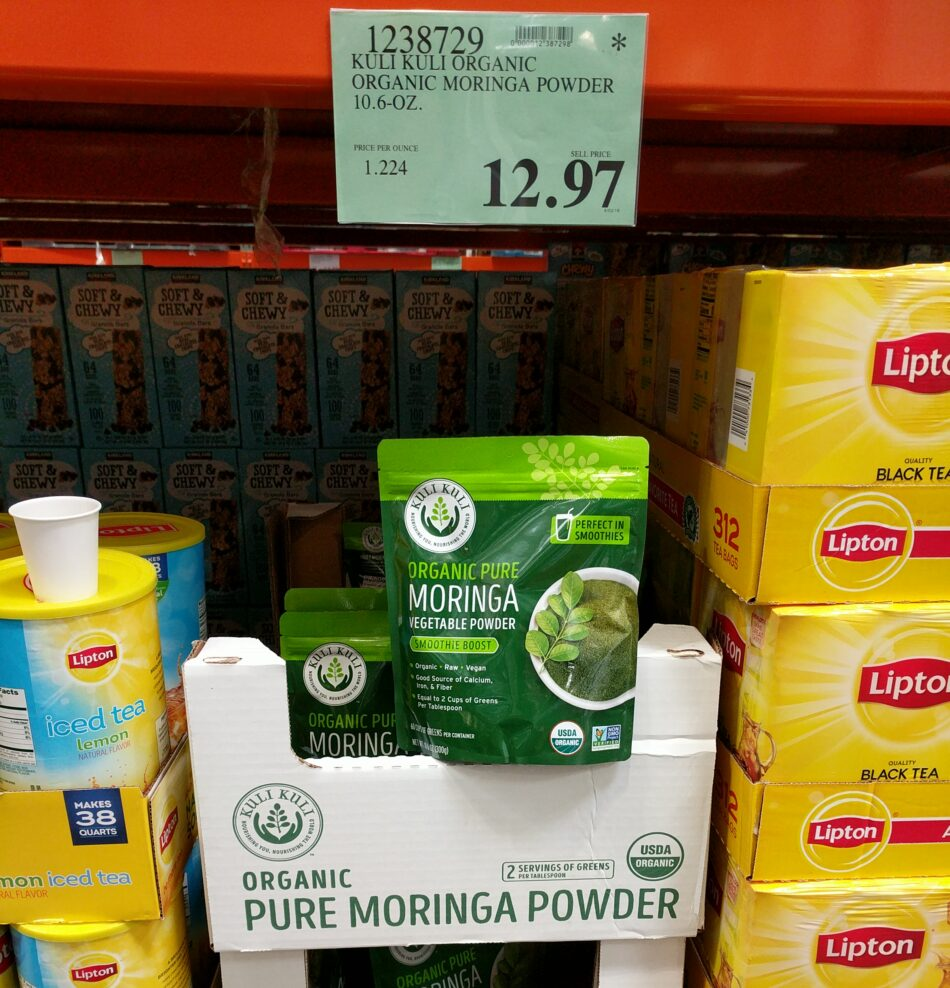 Kuli Kulie Moringa Vegetable Powder