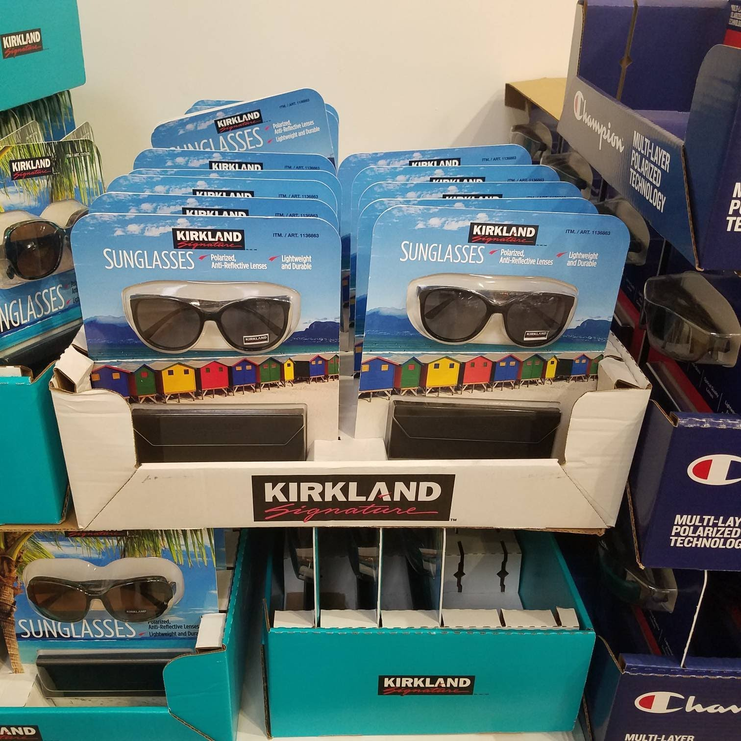 Kirkland Signature Polarized Sunglasses - 1136863