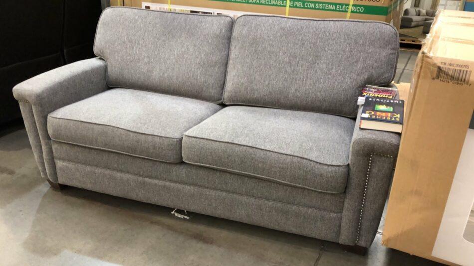 Synergy Home Brycer Fabric Sleeper Sofa Costco97 Com