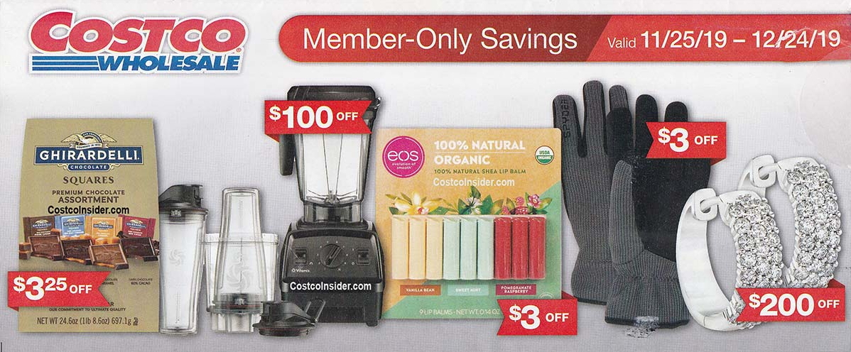 Costco-December-2019-Coupon-Book-Cover