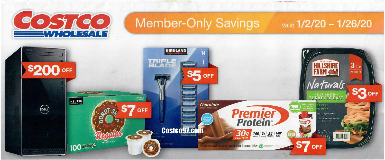 Costco-January-2020-Coupon-Book-Cover