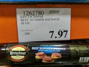 KretschmarBeefSummerSausage-1262780