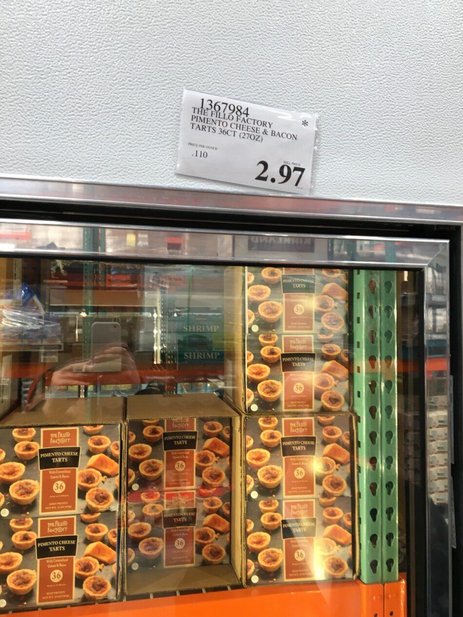 Pimento Cheese Tarts 1368984