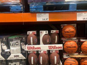 WilsonNFLProReplicaFootball-623403