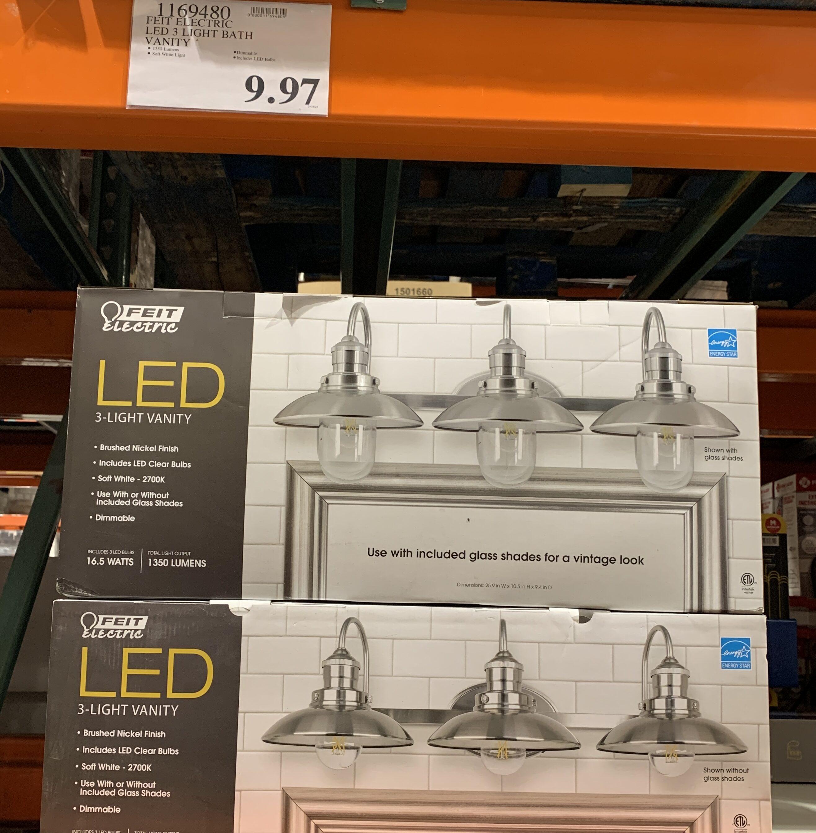 FEIT Vanity LED