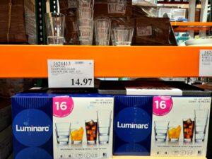 Luminarc Tempered Glass Drinkware 1424413